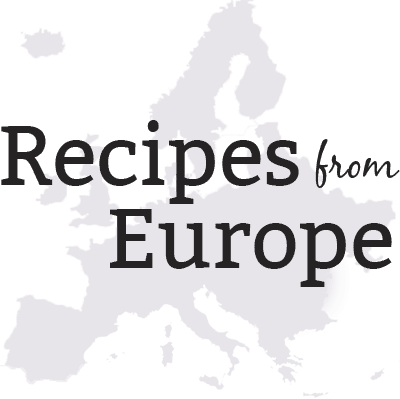 Recipes From Europe